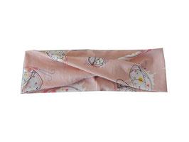 Stirnband / Haarband Twist Schmetterlinge