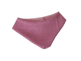 Halstuch knit knit rosa
