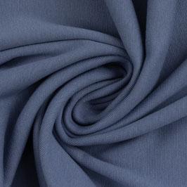 Bündchen Heike rauchblau 0,25m x 0,5m
