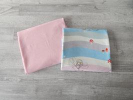 Stoffpaket Pixy / rosa