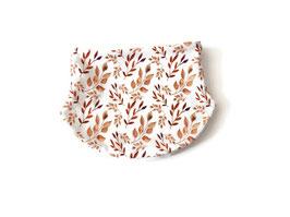 Halssocke Herbstblätter
