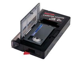 VHS-C naar DVD