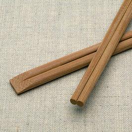 竹8寸天削炭化 (21cm) 500本入