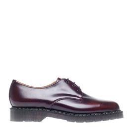 Gibson Shoe Burgundy Rub-off