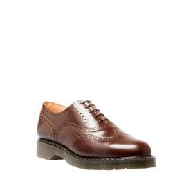 English Brogue Shoe Nut Brown