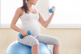 Aktiv durch die Schwangerschaft