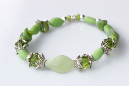 Flex Green - Böhmische Perlen