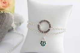"""***Sale*** Armband  """"Forever Love"""""""
