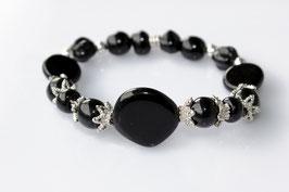 Flex Black - Böhmische Perlen