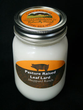 Leaf Lard (1 pint)