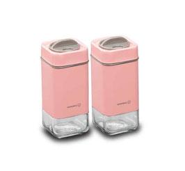 ROSA Salz und Pfeffermühle Gewürzmühle aus Buche Holz Korkmaz A620-02