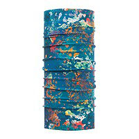 High UV BUFF® Aquatic Camo Turquoise