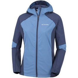 Columbia Sweet As Softshell Hoodie WL3057 456