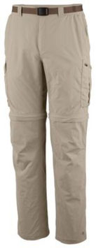 Columbia pantalón convertible Silver Ridge AM8004 160 Fossil