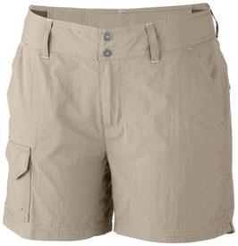 Columbia Pantalón corto Silver Ridge™ para mujer. Fossil 160