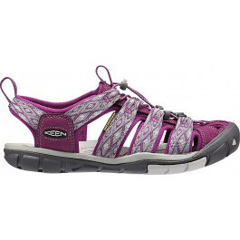 KEEN CLEARWATER CNX W Dark Purple/Purple Sage 1016728
