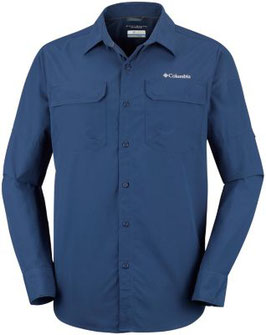 COLUMBIA camisa SILVER RIDGE II XO0665 469 (Carbon)
