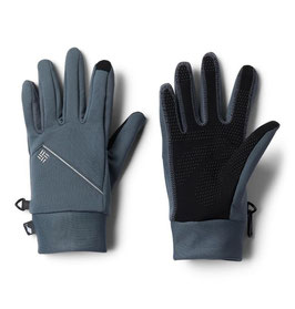 COLUMBIA Guantes para correr TRAIL SUMMIT 053-Gris