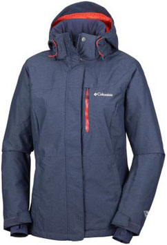 Columbia Alpine Action OH Jacket SL4054 594 (Nocturnal)