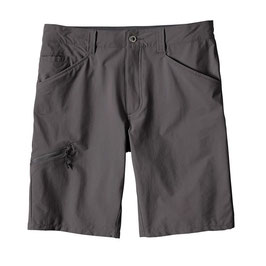 Patagonia Quandary Shorts -10In (Forge Grey)