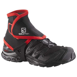 Salomon Trail Gaiters High (38002100-Black)