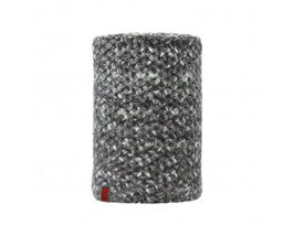 BUFF NECKWARMER KNITTED&POLAR MARGO GREY 113552.937