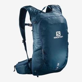 Salomon mochila Trailblazer 20 (Poseidon / EBONY)