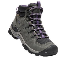 Keen Gypsum II Mid WP (1017679) Earl Grey/Purple Plumeria