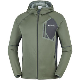 Columbia Sudadera con capucha Triple Canyon  EO0032 316 (Cypress, Shark)