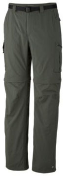 Columbia pantalón convertible Silver Ridge AM8004 339 (Gravel )