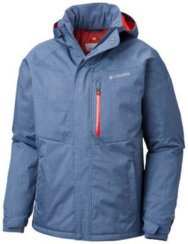 Columbia Alpine Action Jacket WM1058-480