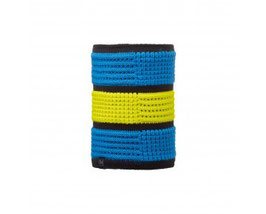 JUNIOR NECKWARMER KNITTED&POLAR BUFF BLACK 111065