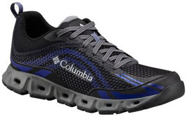 Columbia Drainmaker IV 010-Black, Grey Ice