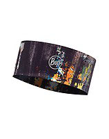 Buff Fastwick Headband R-Graffiti Black
