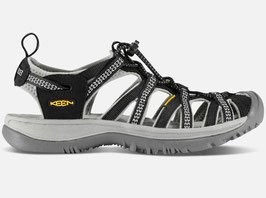 KEEN WHISPER Black/Neutral Gray 1008448
