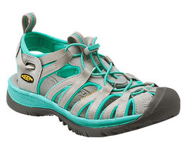 KEEN WHISPER Neutral Gray/Lagoon 1014205