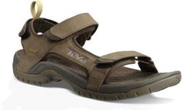 Teva TANZA Leather (Brown 1000183)