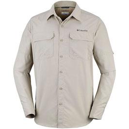 COLUMBIA camisa SILVER RIDGE II XO0665 160 (Fossil)
