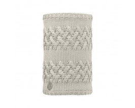 BUFF NECKWARMER KNITTED&POLAR SAVVA CREAM 113349.006