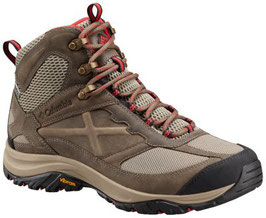 Columbia TERREBONNE MID OUTDRY BM2817 227- Pebble, Rocket