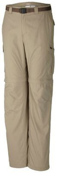 Columbia pantalón convertible Silver Ridge AM8004 221 Tusk