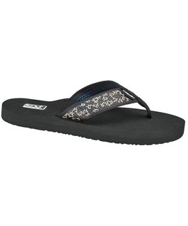 Teva MUSH II Water Flower Black
