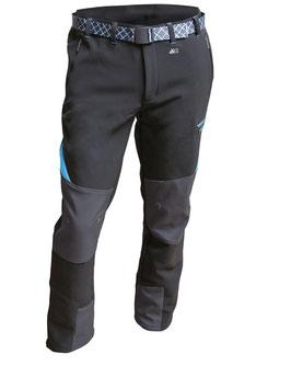 Altus pantalón KRYPTON (Negro/Gris)