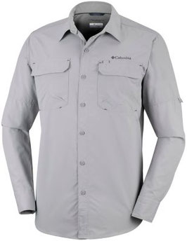 COLUMBIA camisa SILVER RIDGE II XO0665 039 (Columbia Grey)
