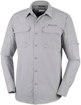 COLUMBIA camisa SILVER RIDGE II XO0665 039 (Columbia Grey)