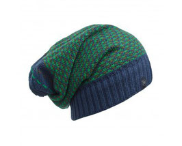 Buff KNITTED NECKWARMER HAT ZILE BLUE 111034.707