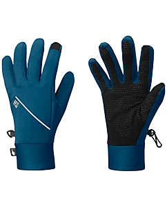 COLUMBIA Guantes para correr TRAIL SUMMIT Azul