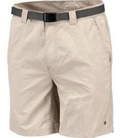 COLUMBIA pantalón corto SILVER RIDGE AM4283 160 Fossil