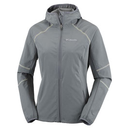 Columbia Sweet As Softshell Hoodie WL3057 941 (Sedona Sage)
