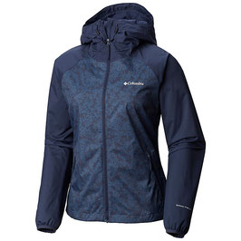 Columbia ULICA JACKET RK10417 466-Nocturnal, Blue Dusk Edelweiss